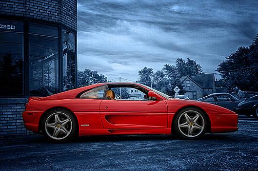 Ferrari F355 by Joel Witmeyer