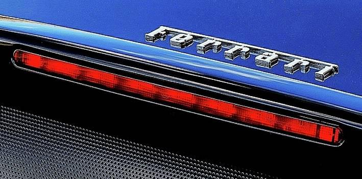 Ferrari by John King