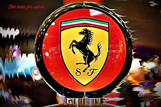 Ferrari - Need for Speed by Richard Gehlbach