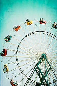 Ferris Wheel 2 by Kim Fearheiley