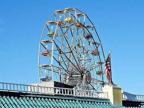 Ferris Wheel by Allen Beilschmidt
