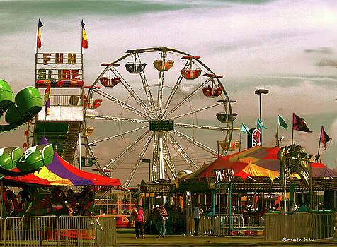 Ferris Wheel by Bonnie Willis