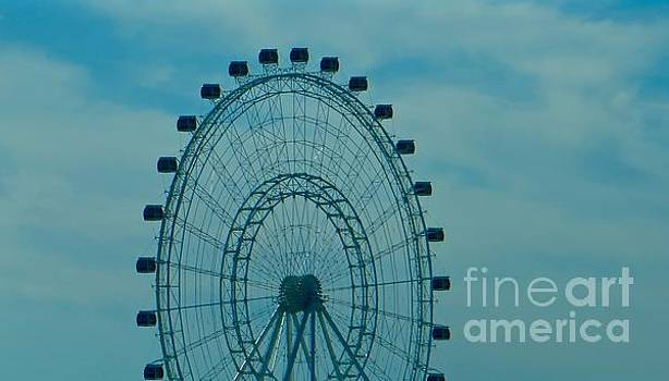 Ferris Wheel Fun by Joy Hardee