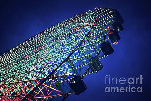 Ferris wheel by Jane Rix