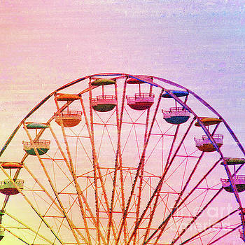 Ferris Wheel by Janelle Tweed