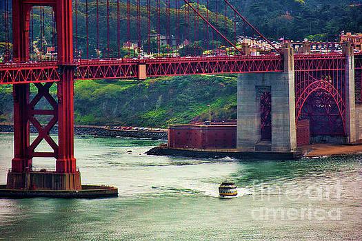 Chuck Kuhn - Ferry Golden Gate Oil