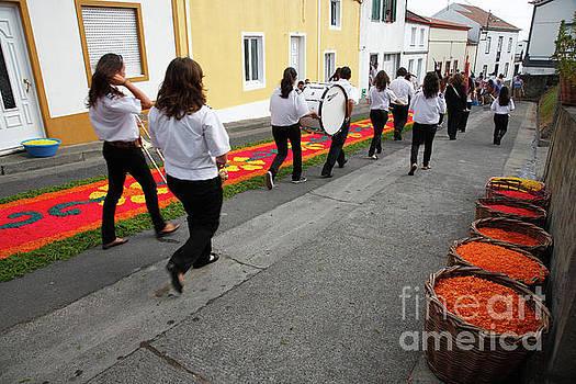 Gaspar Avila - Fest in Ponta Garca