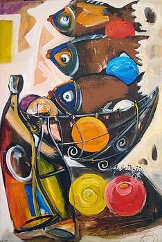 Festive mood by Enoch Mukiibi