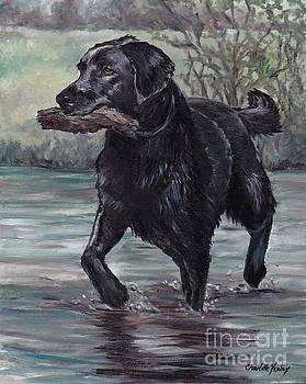 Fetch by Charlotte Yealey