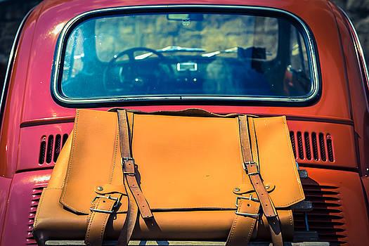 Fiat 500 by Cesare Bargiggia