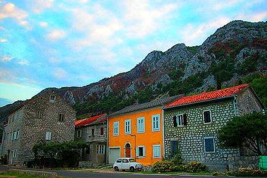 Fica Montenegro Coast by Marko Mitic