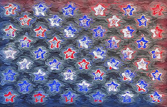 Steve Ohlsen - Field of Stars - the 50 States