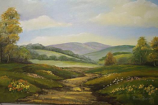 Fields In Summer by Ansie Boshoff