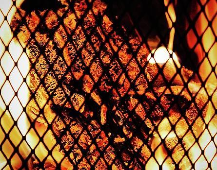 Fiery Artist by Brian Sereda