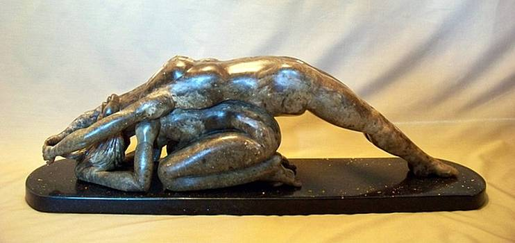 Figurative Sculpture Number One by Jason Nelson