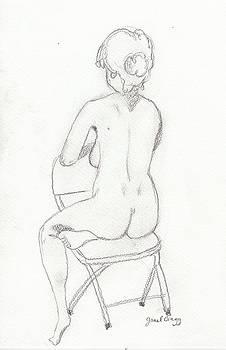 Figure Drawing Class 4 by Janel Bragg