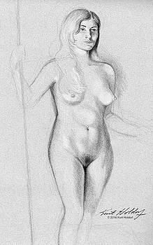 Figure Study 2 by Kurt Holdorf
