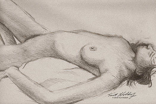 Figure Study 4 by Kurt Holdorf
