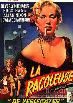 Film Noir Poster   Pickup 1951 by R Muirhead Art