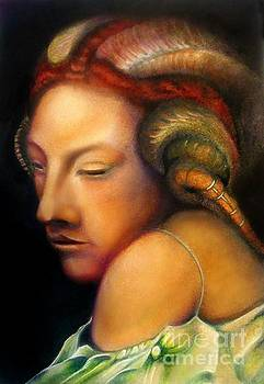 Master Copy of The Bacchante by Drew