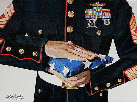 Final Respect by Bill Dunkley