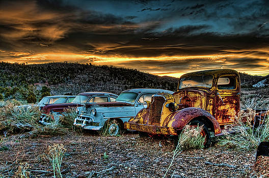 Final Rusting Place by Alex Isom