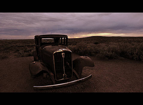 Final Rusting Place by Eric Liller
