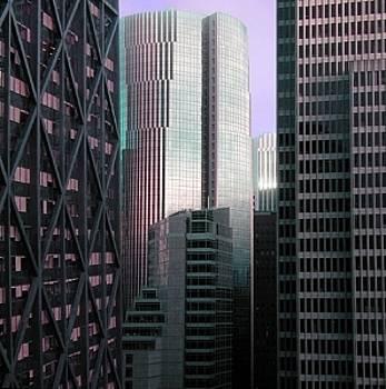 Financial District by Richard Nodine