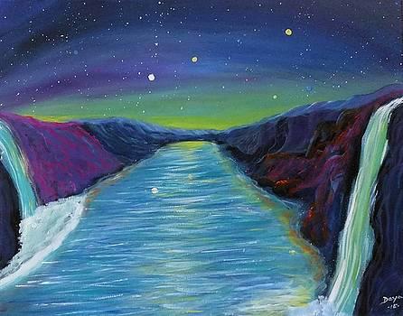 Finding a Blue Planet by Deyanira Harris