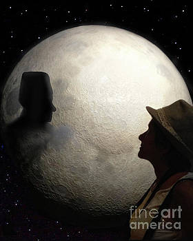 Finding Daddy on the Moon by Cheryl Del Toro