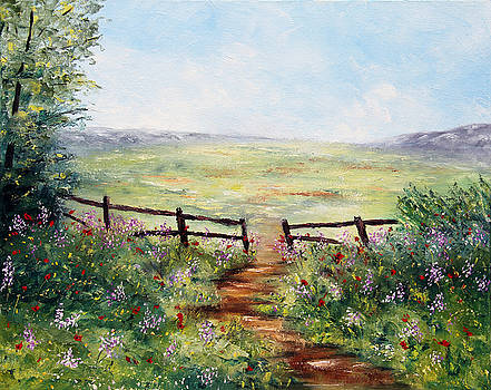 Finding Pasture by Meaghan Troup