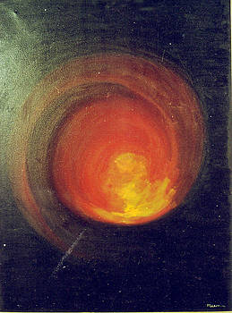 Fire Ball by Meena  Chopra