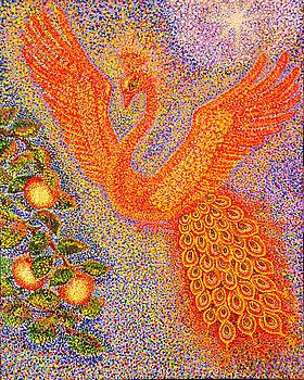 Fire Bird by Andrey Kuznetsov