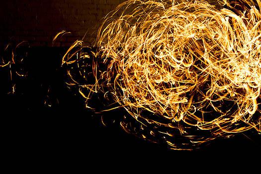 Fire Dancer by Toni Thomas