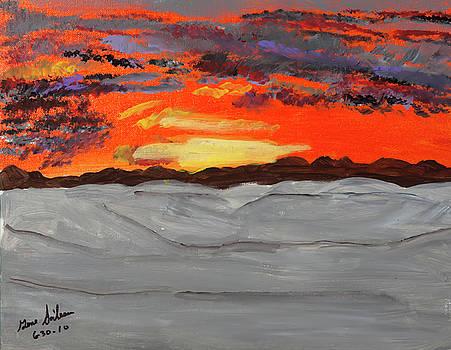 Fire in the Sky by Swabby Soileau