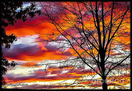 Fire InThe Sky by MaryLee Parker