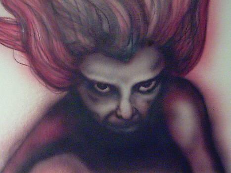 Fire Lady by Jeannie Hack