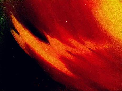 Fire by Meena  Chopra
