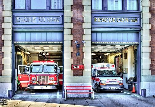Mel Steinhauer - Fire Station Number 46