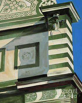Firenze, Santa Maria Novella by Alyson Kinkade