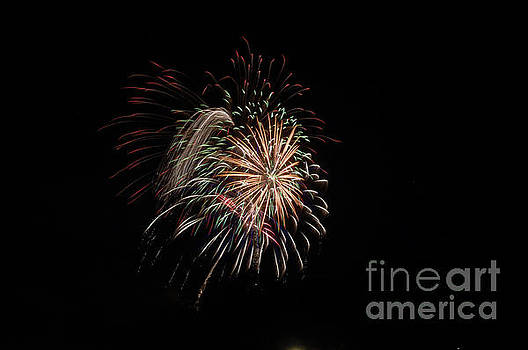 Fireworks 2 by Janie Johnson