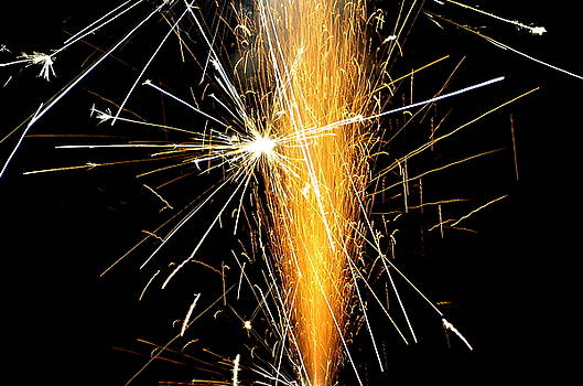 Fireworks by Charles Bacon Jr