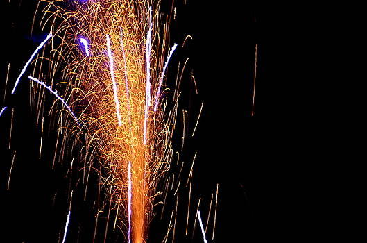 Fireworks II by Charles Bacon Jr