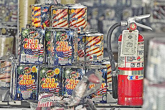Steve Ohlsen - Fireworks - Packaged for Sale 2
