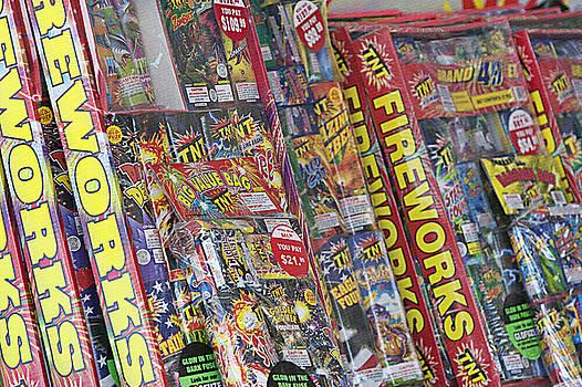 Steve Ohlsen - Fireworks - Packaged for Sale