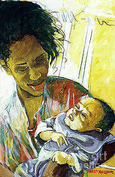First Born by Charles M Williams