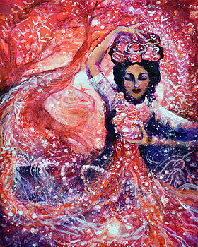 First Chakra Angel Dance Your Dreams to Life by Ashleigh Dyan Bayer