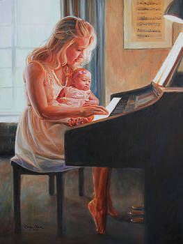 First Lesson by Emily Olson