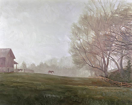 First Light by Scott Harding