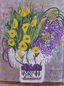 First Sign of Spring by Ann Whitfield